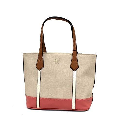 Coveri BORSA DONNA CONTEMPORARY Borsa Donna Enrico Linea Palladium - Disponibile nei colori Jeans e Terra