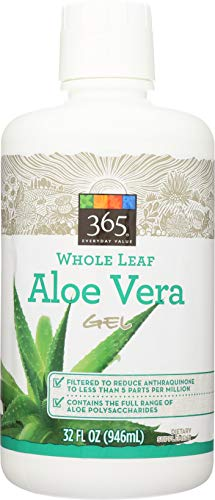 365 Everyday Value, Whole Leaf Aloe Vera Gel, 32 fl oz