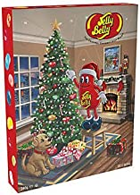 Jelly Belly Jelly Beans Christmas Advent Calendar - Decorating The Tree - 240g (Pack of 1)