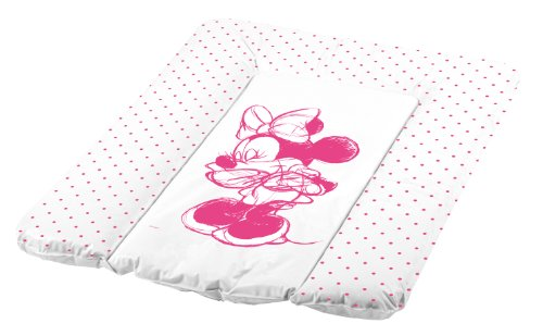 Disney Minnie Mouse Wickelunterlage, Rosa
