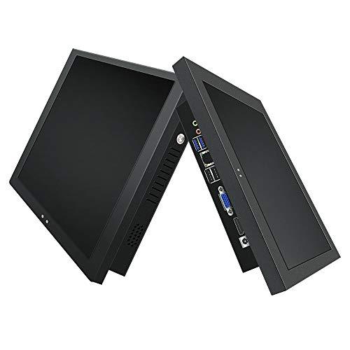 Instalación estándar del armario, ordenador industrial incorporado, placa base industrial, carcasa de metal (19 pulgadas-1440 x 900, Integrated I3 (3110M) Motherboard + 4G Memory + 32G SSD)