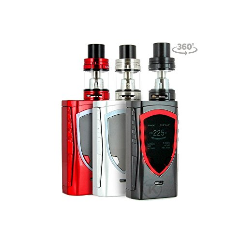 SMOK PROCOLOR KIT 225W 12 Farbanpassung SMOK PRO COLOR mit Bonus Vape Band (Schwarz) Smok Alien Upgrade!