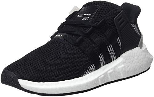 ADIDAS Herren Eqt Support 93/17 Sneaker, Schwarz (Core Black/Core Black/Ftwr White), 42 EU (  8 UK  )