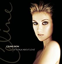 Lets Talk About Love by Celine Dion [Music CD]