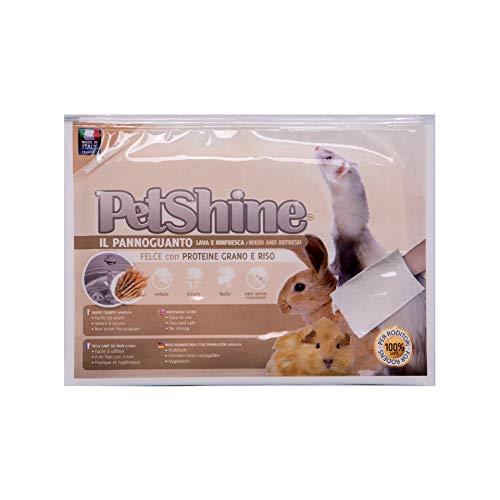 PETSHINE Paño desinfectante específico para Mascotas Roedores, 1 paño de Limpieza de...