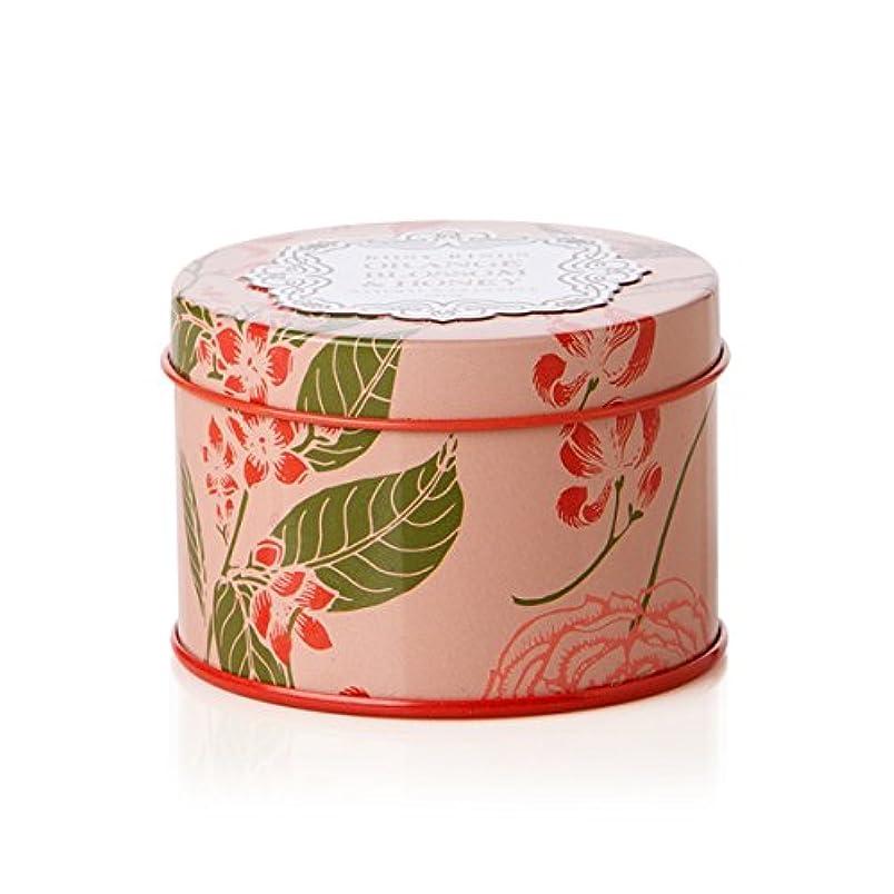 回転させるエール設計図ロージーリングス プティティンキャンドル オレンジブロッサム&ハニー ROSY RINGS Petite Tin Orange Blossom & Honey