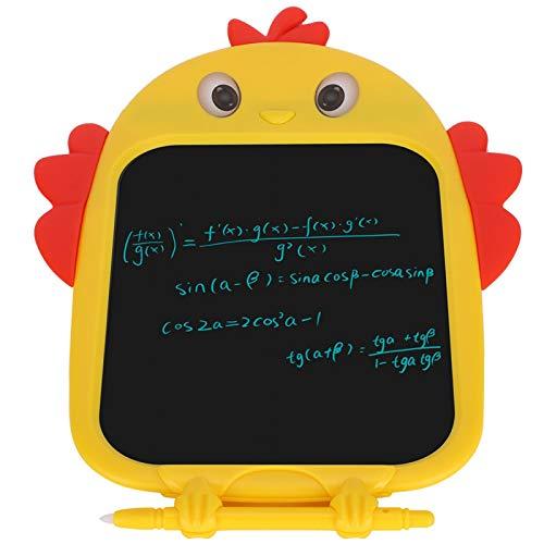 SALUTUYA Tableta de Dibujo para niños, Tablero de Escritura borrable, con Tiempo de Espera prolongado, con función de Tocar para Escribir,