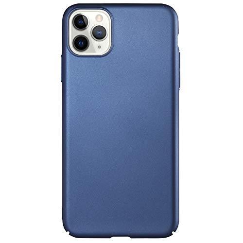 Xyamzhnn Caja del teléfono for el iPhone Caso 11 Pro MAX Leshield Serie Ultra-Delgada PC (Color : Gold)