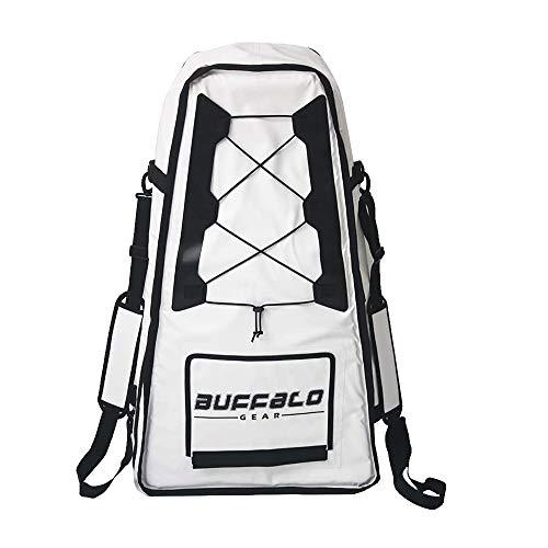 Buffalo Gear Large Portable Waterproof Kayak Bag 20x9x36...