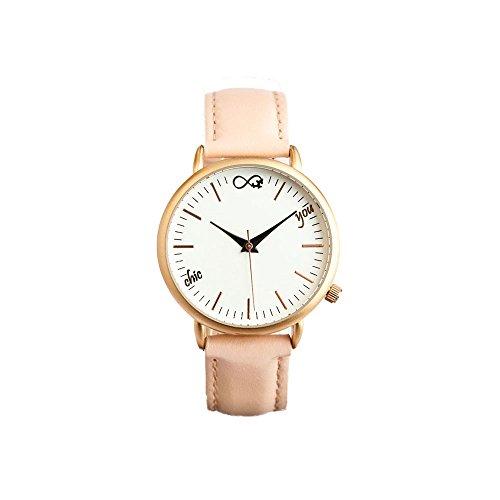 Reloj de Mujer Rosegold Charm by Chic You: analógico de...