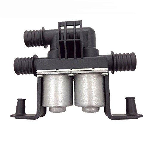 Twowinds - 64128374995 Válvula de control de refrigerante E39 525i 528i 530i E53 X5 E38