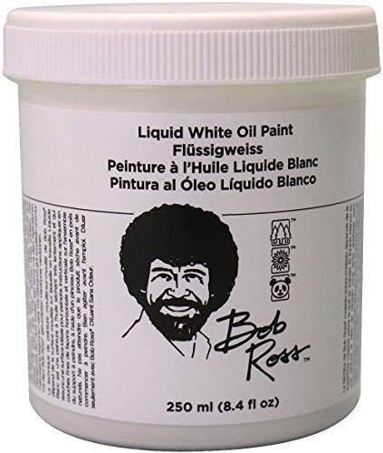 Bob Ross Flüssigweiß 250 ml