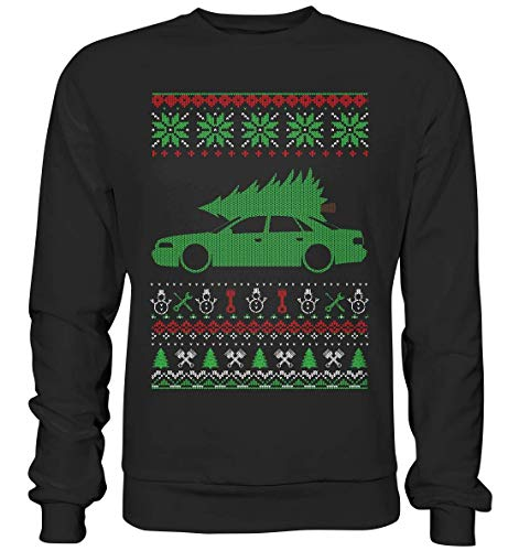 glstkrrn A8 S8 D2 Ugly Christmas Sweater