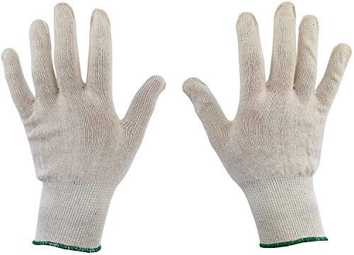 6 paia di guanti in cotone DERMATOLOGICI per pelli secche ECZEMA IDRATANTE Crema