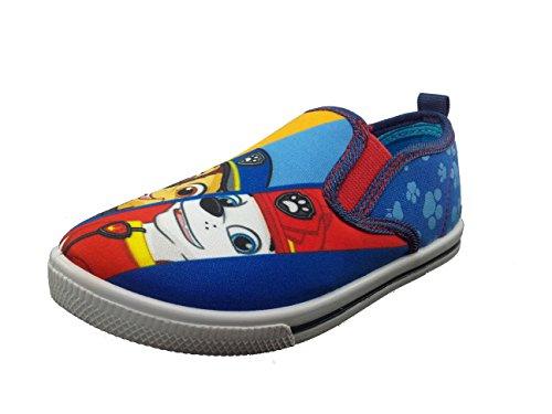 The Paw Patrol, Sneaker, Azul, 31 EU