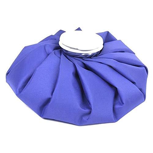 Gaorb040703 Reutilización 9 Pulgadas de Lesiones Deportivas Bolsa de Hielo al Aire Libre Cuello hasta la Rodilla Alivio del Dolor (Azul) Caja de Hielo (Color : Blue)