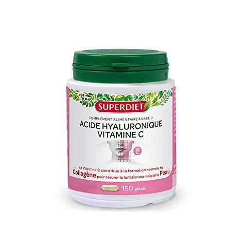 SuperDiet Acide hyaluronique 150 gélules 29.2g