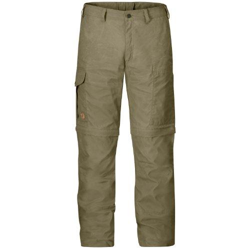 FJÄLLRÄVEN zipoff Pantalon de randonnée pour Homme, Taille 50 UK, Homme, Beige (Beige)