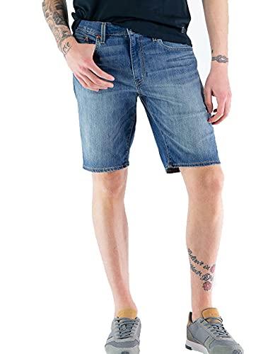 Levi's 204 Standard Pantalones Cortos, Boom Boom Cool Short, 25W / 10L para Hombre