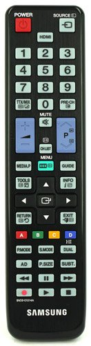 Original BN59-01014A Fernbedienung für Samsung LE40C630 LE40C570 LE40C550 LE37C630 LE37C570 LED LCD Plasma TV