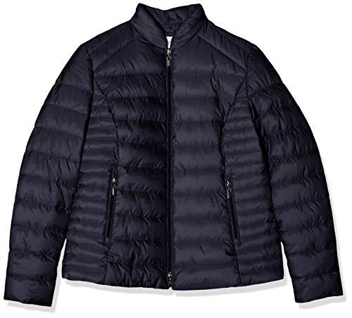 GERRY WEBER Edition Damen 95097-31122 Jacke, Blau (Dark Navy 80837), (Herstellergröße: 42)