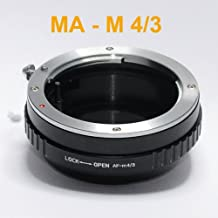 Best m4/3 to sony e mount Reviews