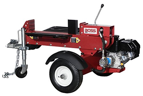Boss Industrial GD16T21 16 Ton Gasoline Dual Action Log Splitter