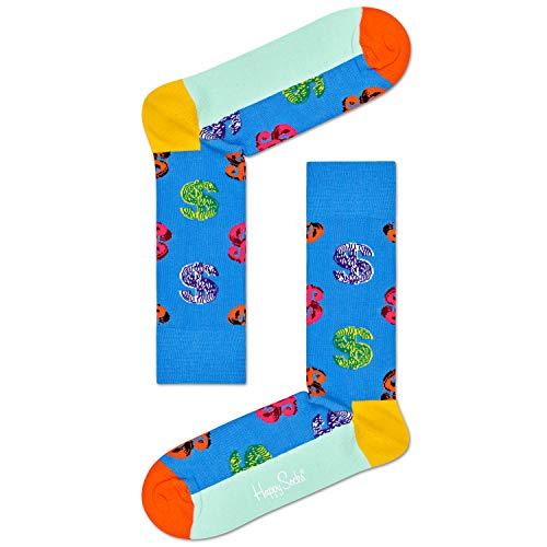 Happy Socks Calcetines cortos unisex Andy Warhol dólar (EUR 36-40)