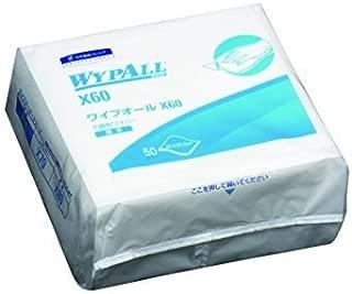 日本製紙 ワイプオール X60 4つ折り x1個 Japan