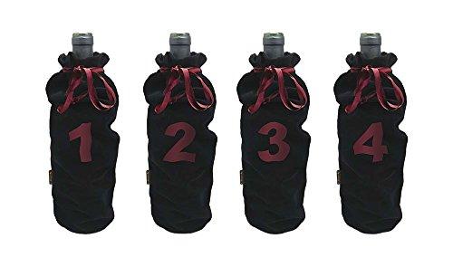 Vin Bouquet FIA 036 - Bolsas para Cata a Ciegas, Cata de Vino, Ideal para Regalar, Accesorio de Vino