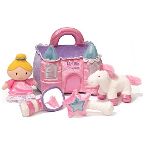 Baby GUND Princess Castle Stuffed Plush...