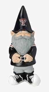 NCAA Texas Tech University Garden Gnome
