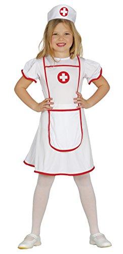 Guirca 85946.0 Déguisement d'infirmière 5-6 Ans