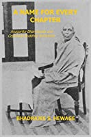 A Name for Every Chapter: Anagarika Dharmapala and Ceylonese Buddhist Revivalism
