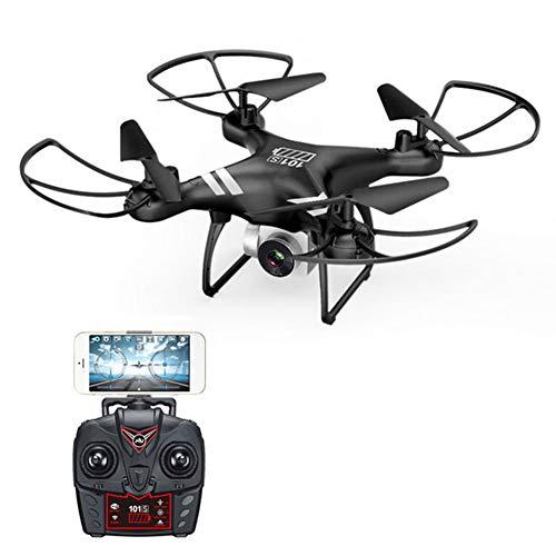Z-XFY Juguete Aviones no tripulados, Aviones no tripulados y cámara HD 1080P Drone 4K Profesional Plegable en Tiempo Real WiFi FPV Transmisión Cuatro Ejes aeronaves con batería de Larga duración