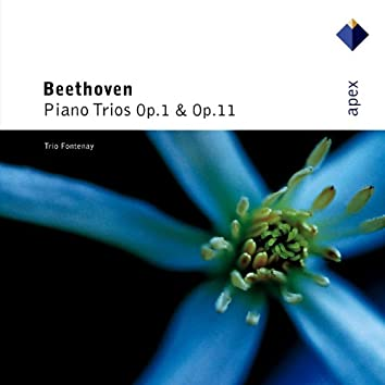 Beethoven : Piano Trios Nos 1, 2 & 4  -  Apex