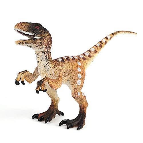 Ymiko Modelo de Juguetes de Dinosaurios, Jurassic World Toys, Figuras de Dinosaurios de Juguetes educativos realistas para niños, niños, niños pequeños, Regalos de cumpleaños o Regalos de Fiesta