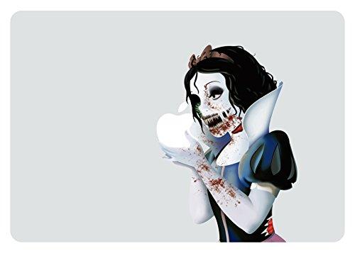 Zombie Snow White Apple Macbook (13 inch Pro/Air/Retina) Laptop Vinyl Decal Skin Sticker
