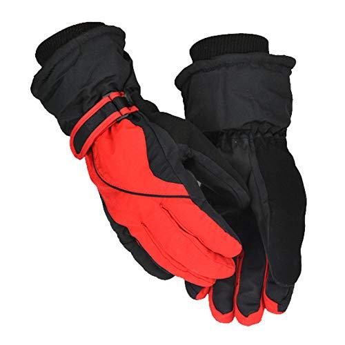 LYCV Gants de Sport Chauds Gants de Moto Gants de Ski Chauds Gants secs@Bleu Ciel