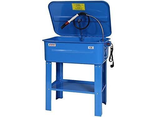 Waschgerät 80 L Teilewaschgerät + Waschbürste mit Pumpe Werkstatt KFZ FARYS …
