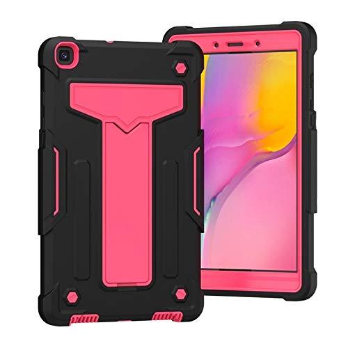 QiuKui Tab Funda para Samsung Galaxy Tab A 8.0 2019 SM-T290 T295 T297, niños a Prueba de Golpes PC + Funda de Silicona para Samsung Galaxy Tab A 8.0 T290 (Color : 3, Talla : For Tab A 8.0 2019)