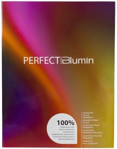 Blumin Urban Tinte Pelo Perfect/Tinte Capilar/Coloracion de Cabello/Coloración Capilar/Tinte para Cabello, Nº 7 Rubio Medio, 100 ml