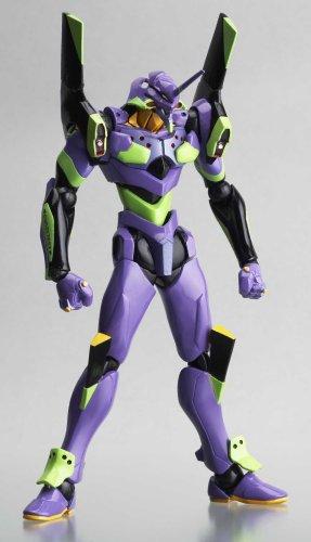 Revoltech: Eva-01 New Movie Edition Action Figure by Kaiyodo
