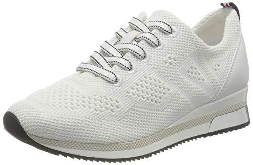 MARCO TOZZI 2-2-23750-26 Sneaker, Zapatillas Mujer, Color Blanco, 42 EU