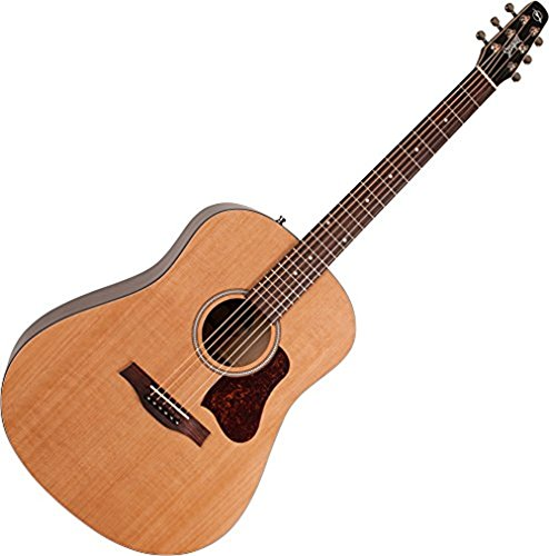 Seagull 046386 S6 Original Acoustic Guitar, Right Handed
