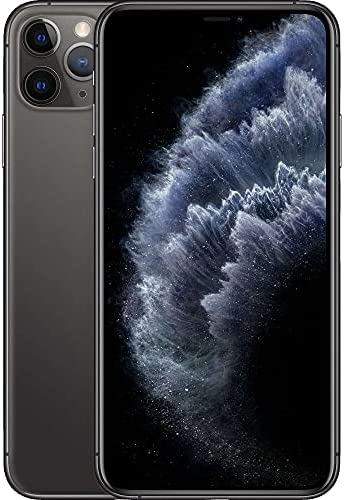 Apple iPhone 11 Pro Max, US Version, 64GB, Space Gray – AT&T (Renewed)