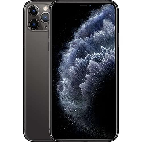 (Refurbished) Apple iPhone 11 Pro Max, US Version, 64GB, Space Gray - Unlocked