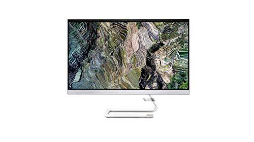 Lenovo IdeaCentre AIO 3i 68,58 cm (27 Zoll, 1920x1080, Full HD, entspiegelt) All-in-One Desktop-PC (Intel Core i5-10400T, 8GB RAM, 512GB SSD, DVD-Brenner, Intel UHD-Grafik, Windows 10 Home) weiß