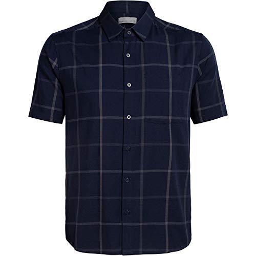 Icebreaker Compass Ss Shirt Shirt voor heren