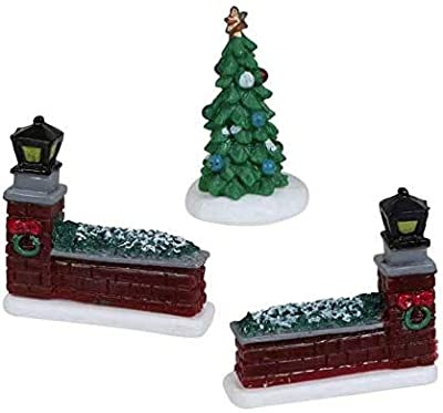 Amazon.com: NS 2020 Christmas Holiday Xmas Village Collection
